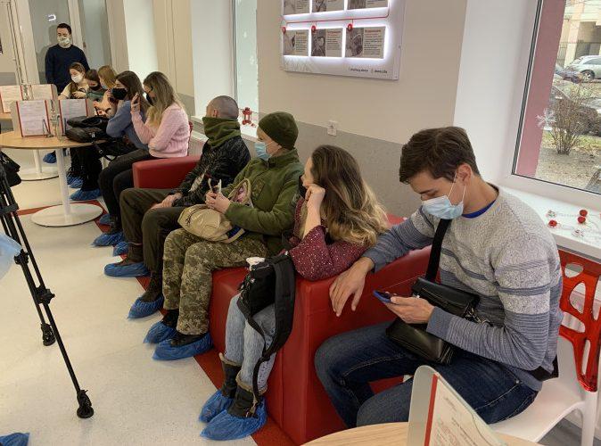 Черкаські студенти закликають здати плазму для онкохворих дітей (ВІДЕО)