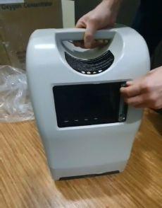 Для черкаських лікарень купили додаткові кисневі концентратори