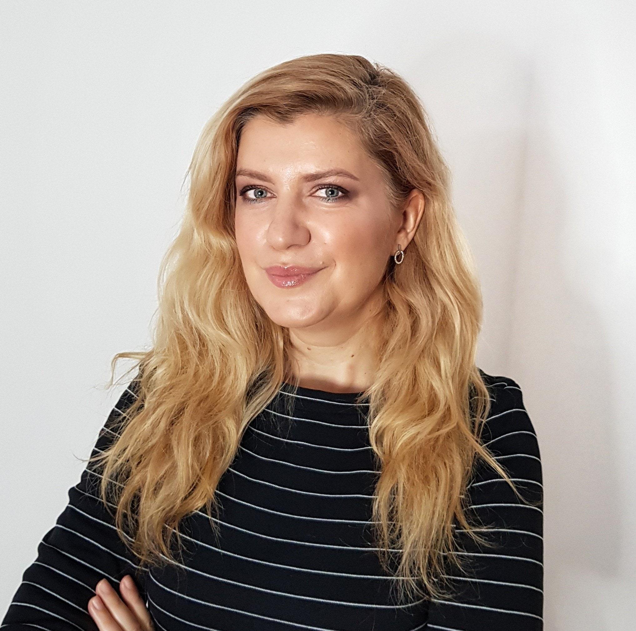Олена Литвинова: «Мрії працюють лише тоді, коли працюєш ти сам»