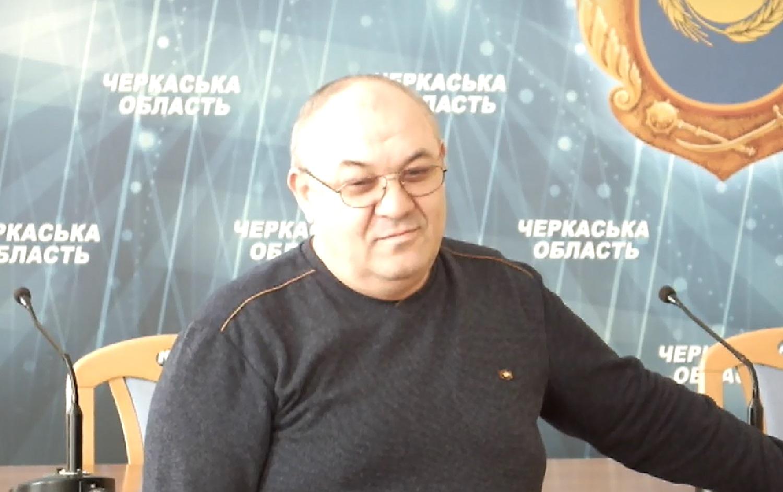 Мушієка обрали заступником голови обласної ради