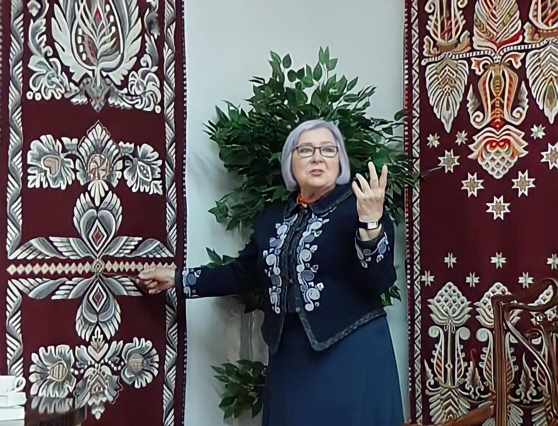 Олександра Теліженко: «У новому році українцям треба більше гонору й упевненості»