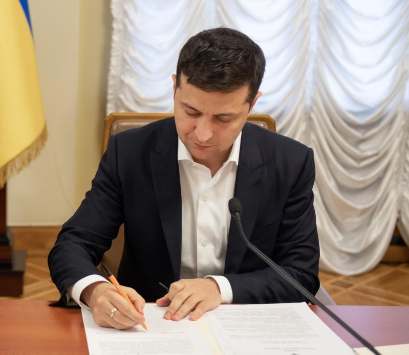 Президент підписав закони для підтримки громадян і бізнесу під час карантину