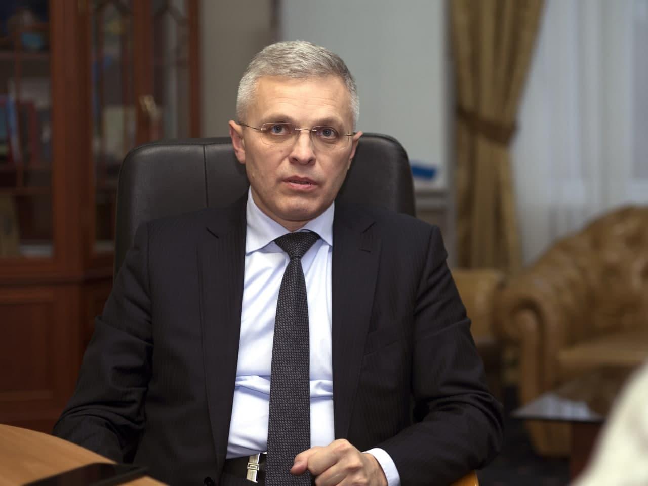 Сергій Сергійчук: «Місцеві клани десятиліттями викачують з області ресурси»