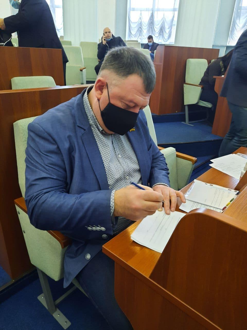 Кодексу доброчесності депутати мають дотримуватися протягом усієї своєї діяльності, – Олександр Радуцький