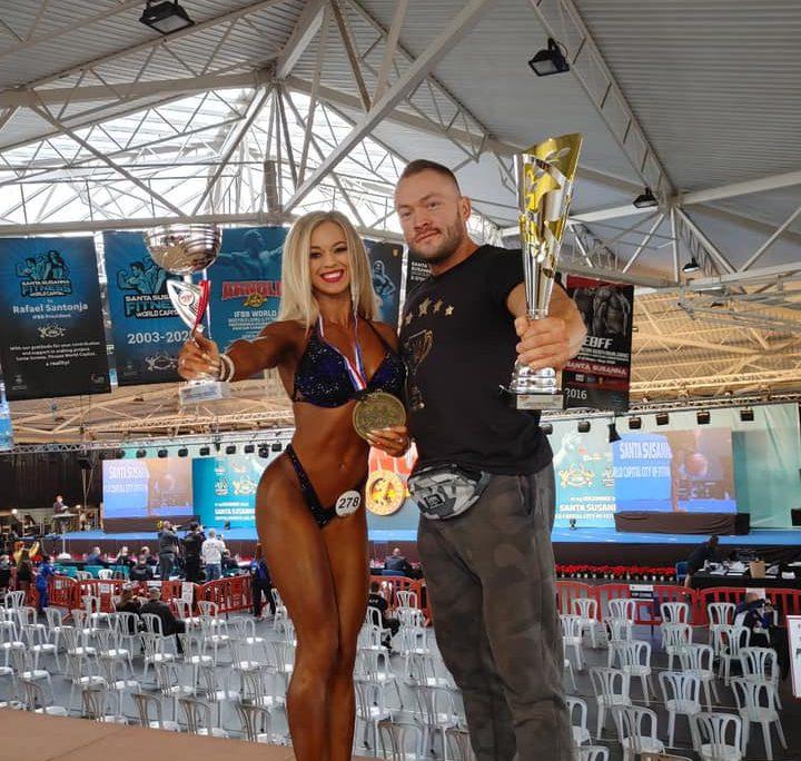 Черкаські спортсмени стали призерами міжнародних змагань (ФОТО)