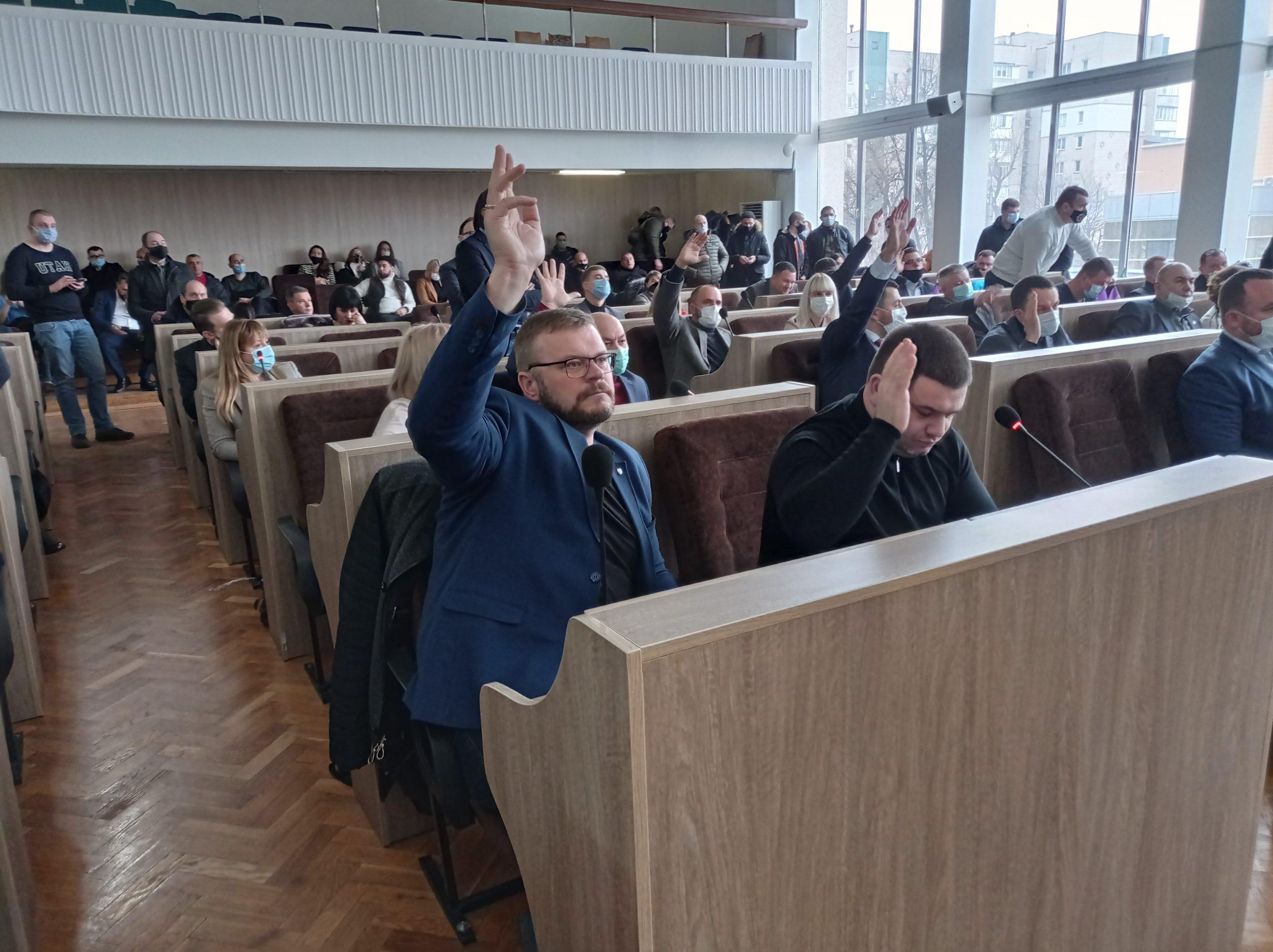 Цього тижня черкаські депутати зберуться на другу сесію міськради