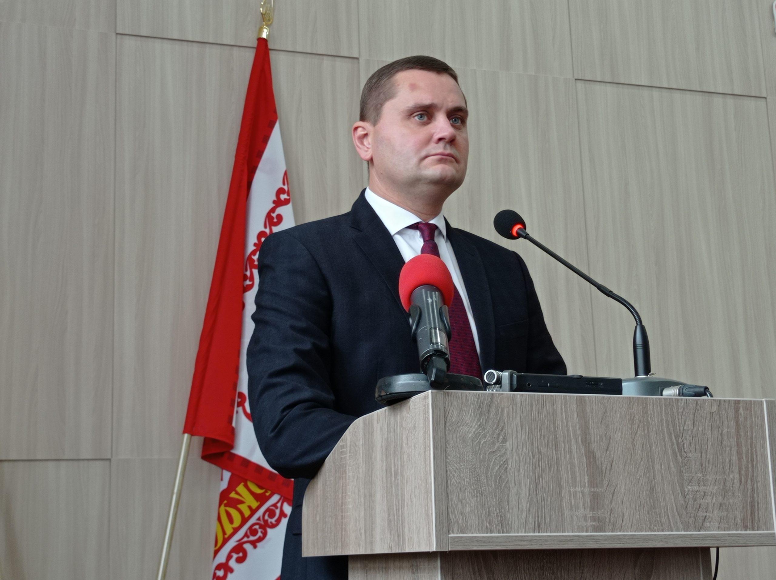 Представник «Батьківщини» став секретарем Черкаської міськради