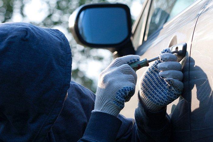 На Черкащині вночі викрали автомобіль «Hyundai»