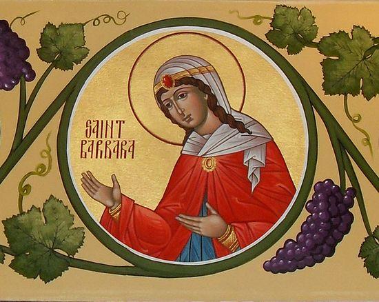 Варварин день: заступниця жінок і гірників, захисниця від раптової смерті
