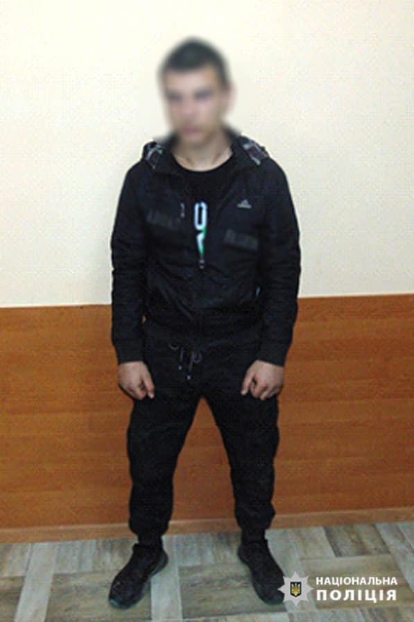 На Черкащині неповнолітній зґвалтував та вдарив ножем жінку
