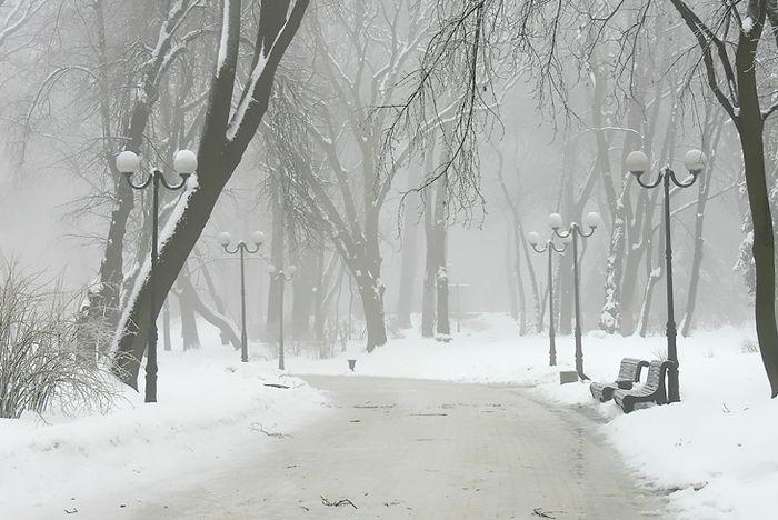 В області очікуються значні снігопади