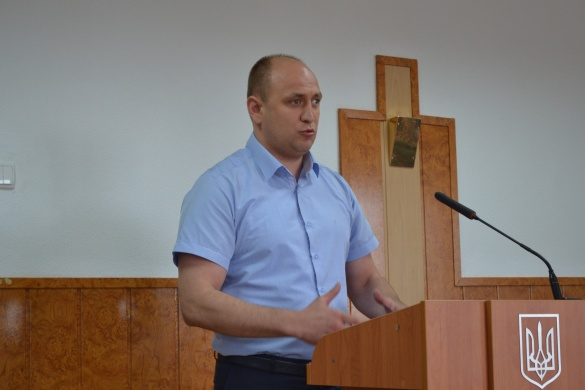 Податкову службу Черкаської області очолив новий керівник