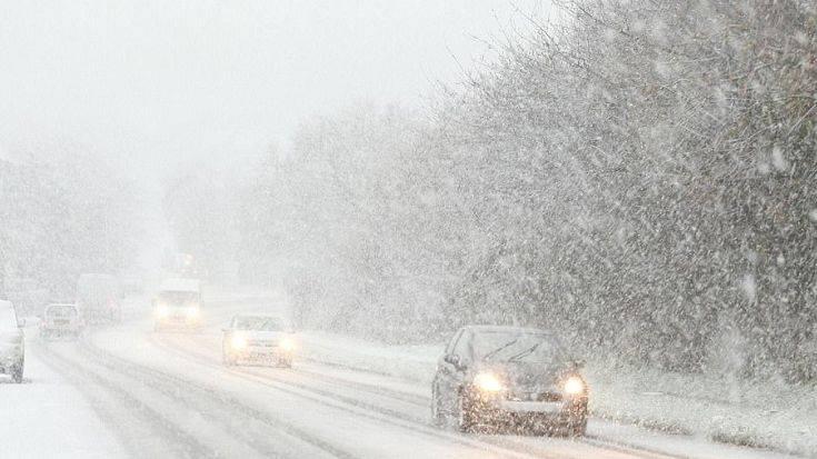 На Черкащині завтра прогнозують сніг