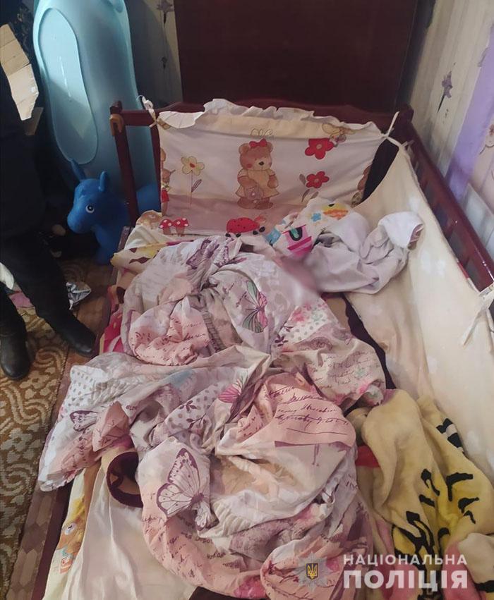 На Уманщині чоловік убив 4-місячну дитину