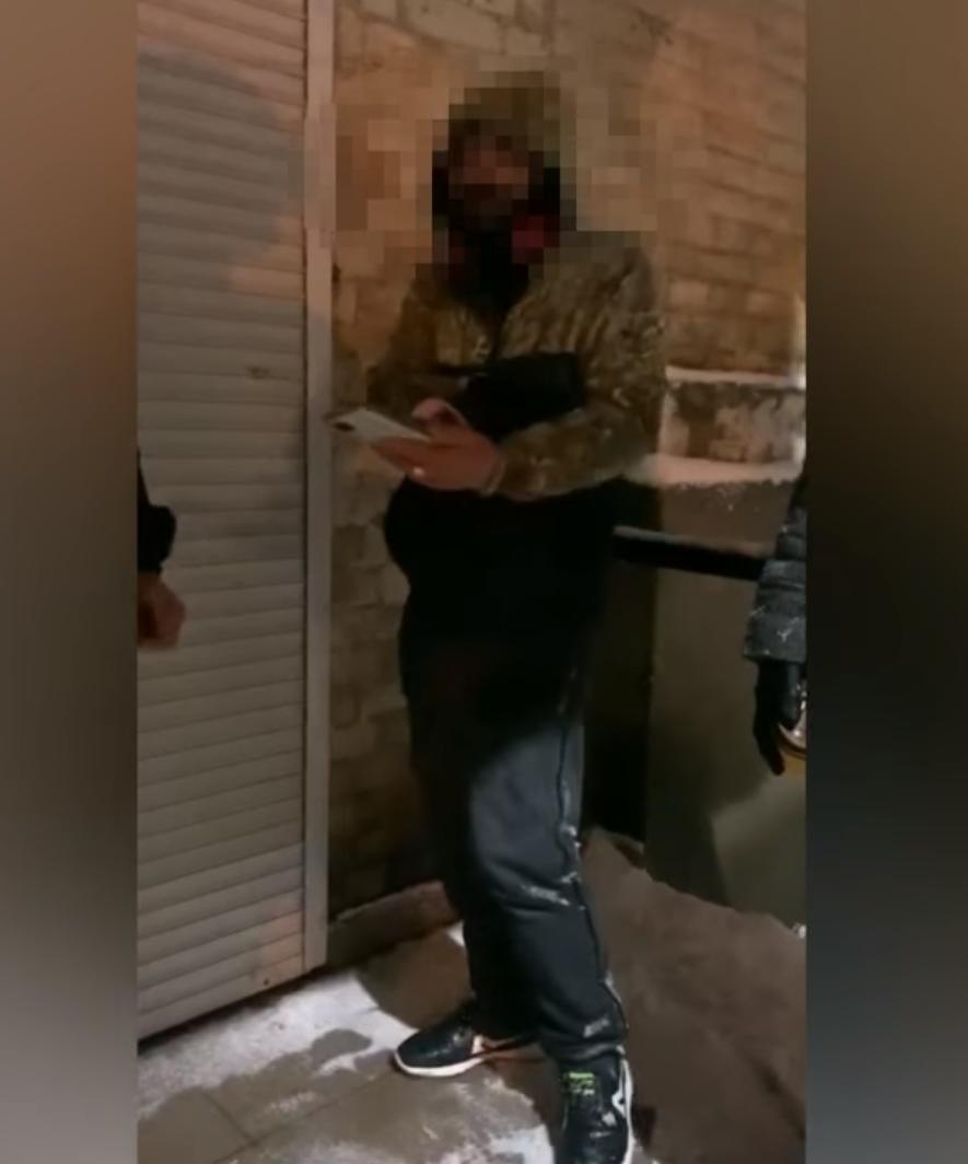 Затримали чоловіка, який вчинив розбійний напад у Черкасах