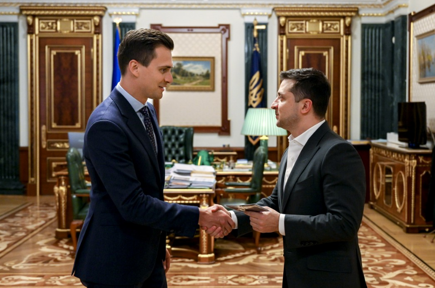 Президент призначив Скічка головою Черкаської ОДА