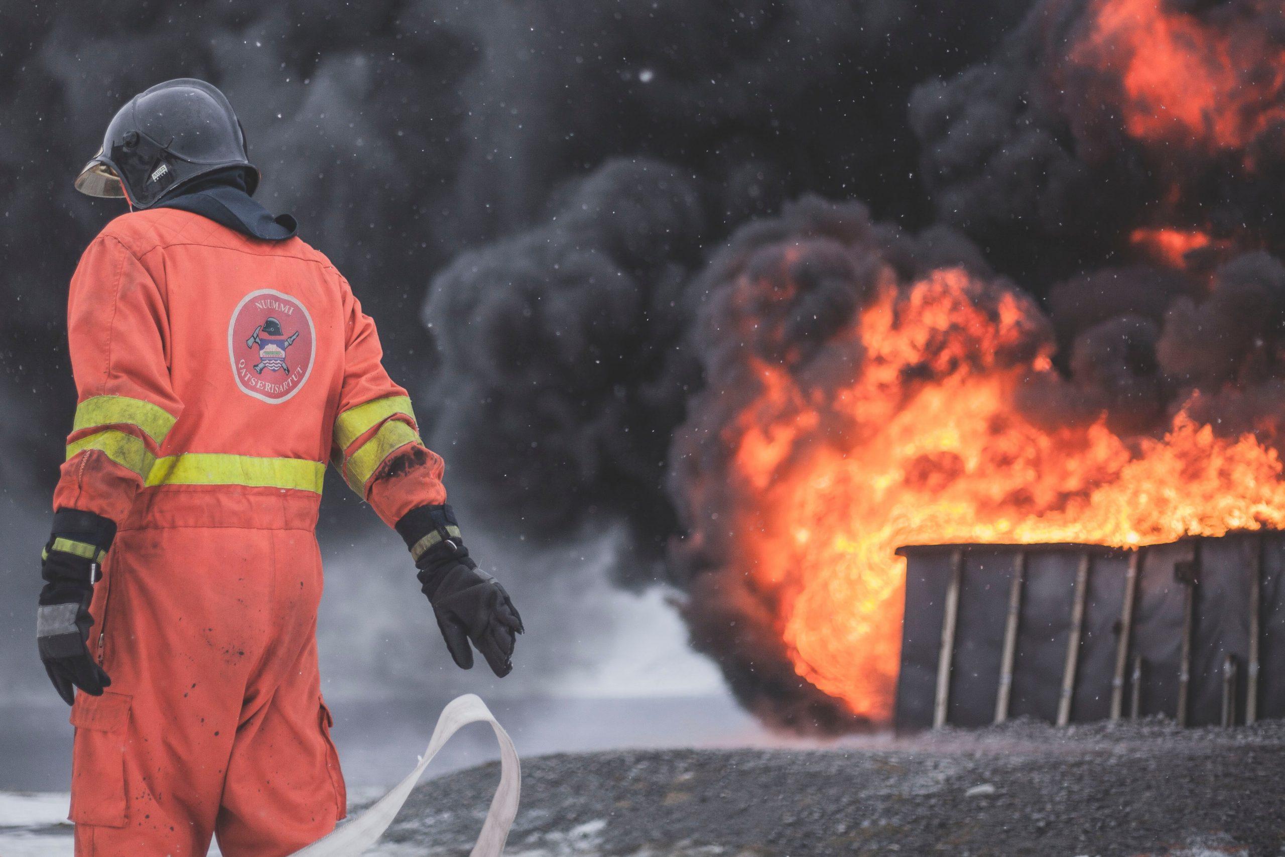 На Черкащині під час пожежі загинув власник будинку