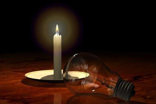 В області без електропостачання залишилося п'ять населених пунктів