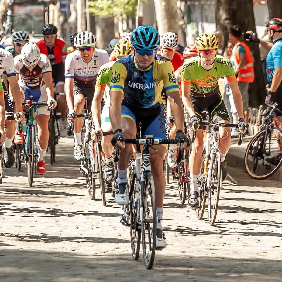 Велосипедист із Черкас увійшов до складу професійної команди
