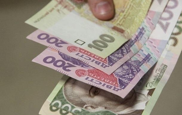 Черкащанам не виплатили майже 37 млн гривень заробітної плати