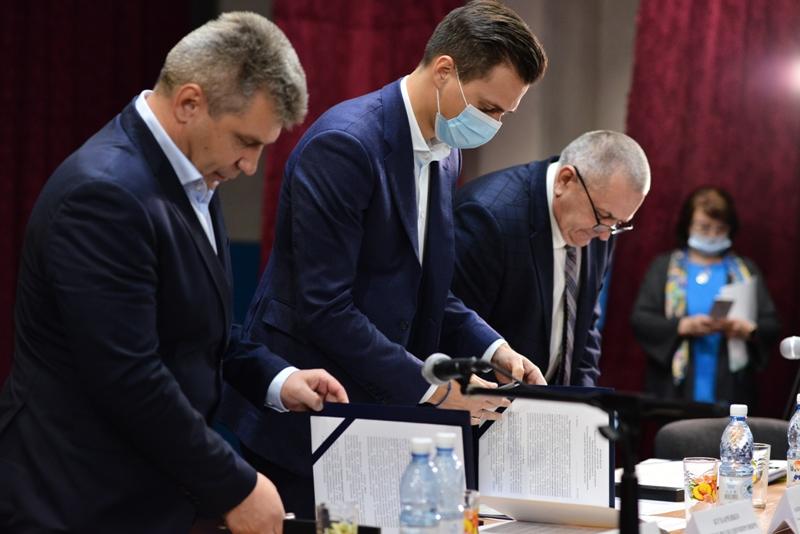 Олександр Скічко та голови громад-об'єднавців Черкащини обговорили взаємовигідне партнерство