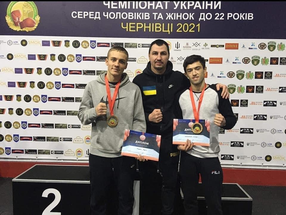 Черкаські боксери вибороли медалі чемпіонату України