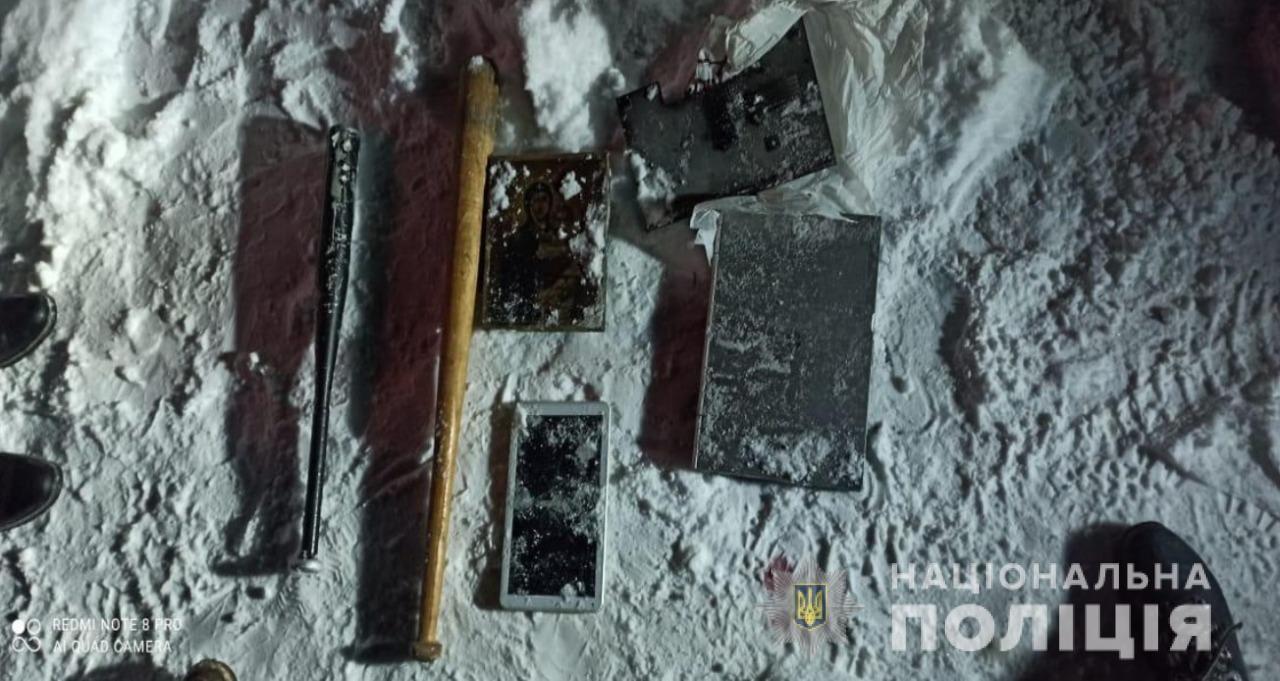 На Черкащині група людей вчинила розбійний напад
