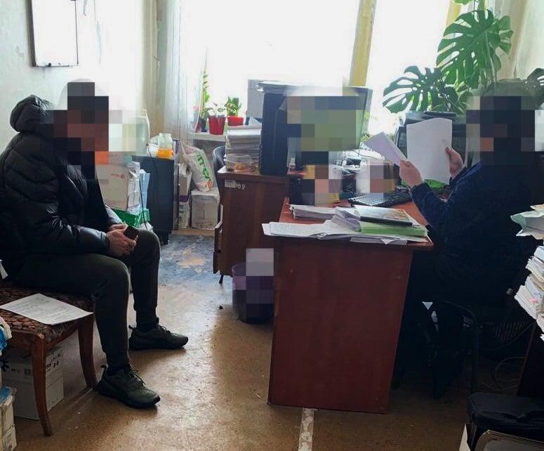 У Черкасах розікрали бюджетні кошти на ремонті Апеляційного суду
