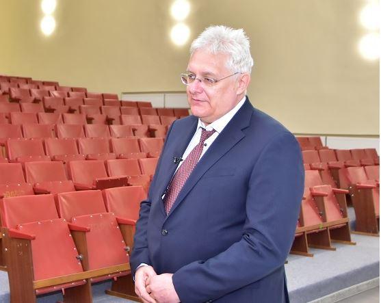 Останній учень Бориса Патона захистив докторську дисертацію в ЧДТУ
