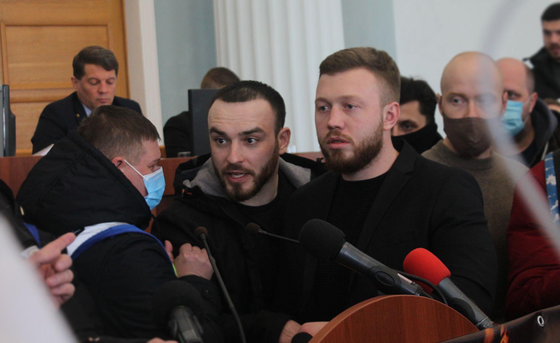 Засідання сесії Черкаської обласної ради