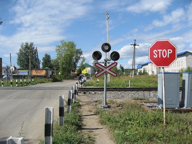В області розпочинається акція «STOP! Залізничний переїзд»