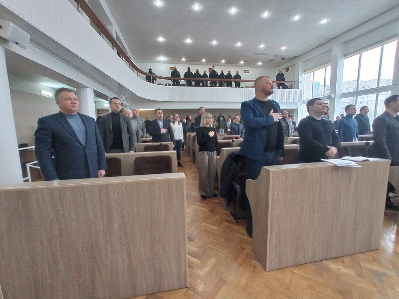 Черкаські депутати виділили земельні ділянки учасникам АТО/ООС