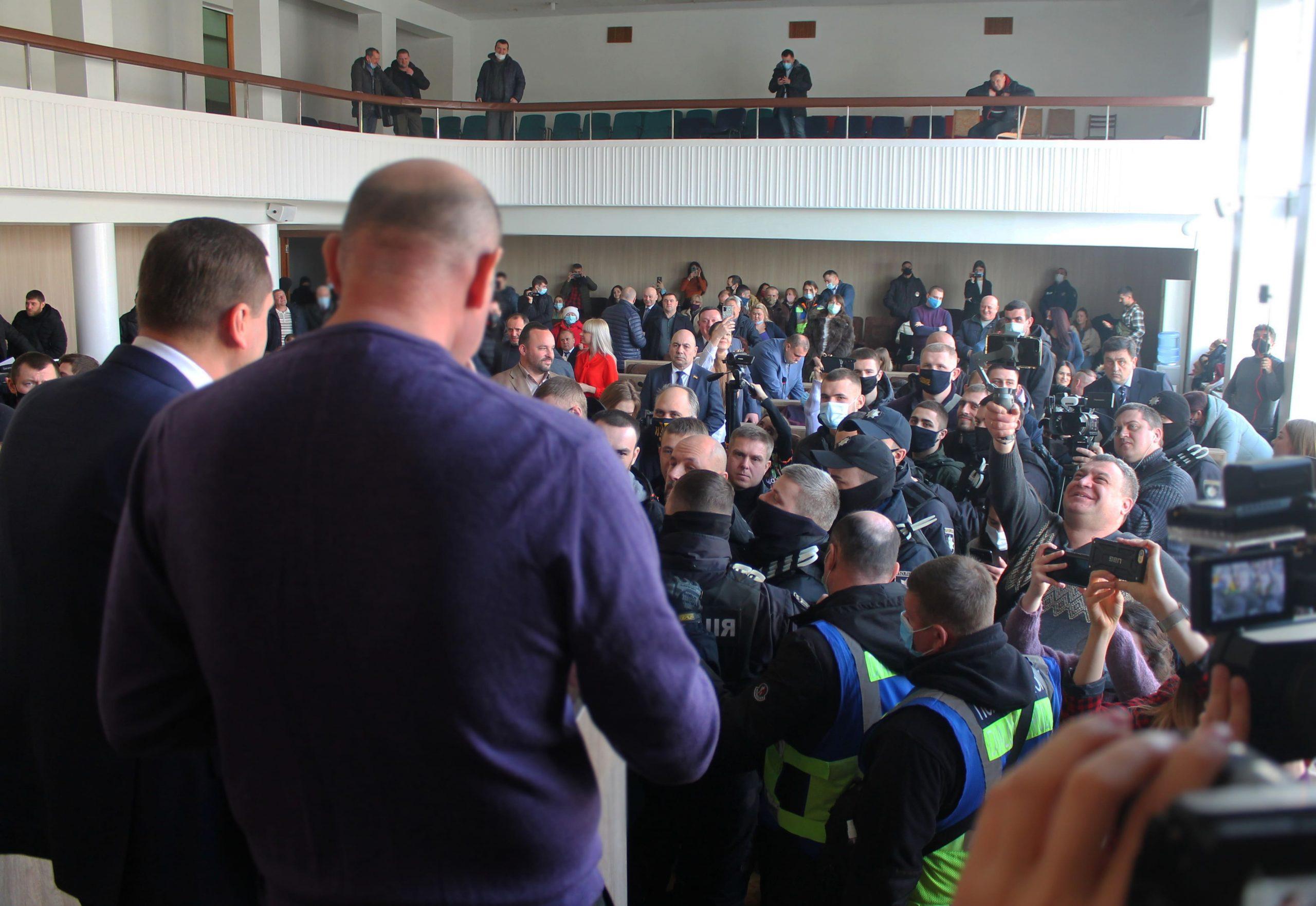 Засідання сесії Черкаської міської ради (ФОТО)