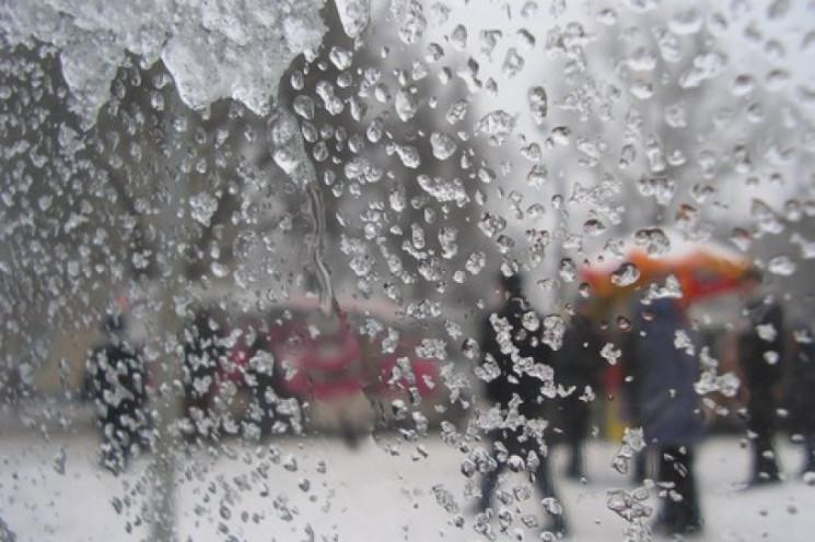 Погода на Черкащині буде хмарною та дощовою