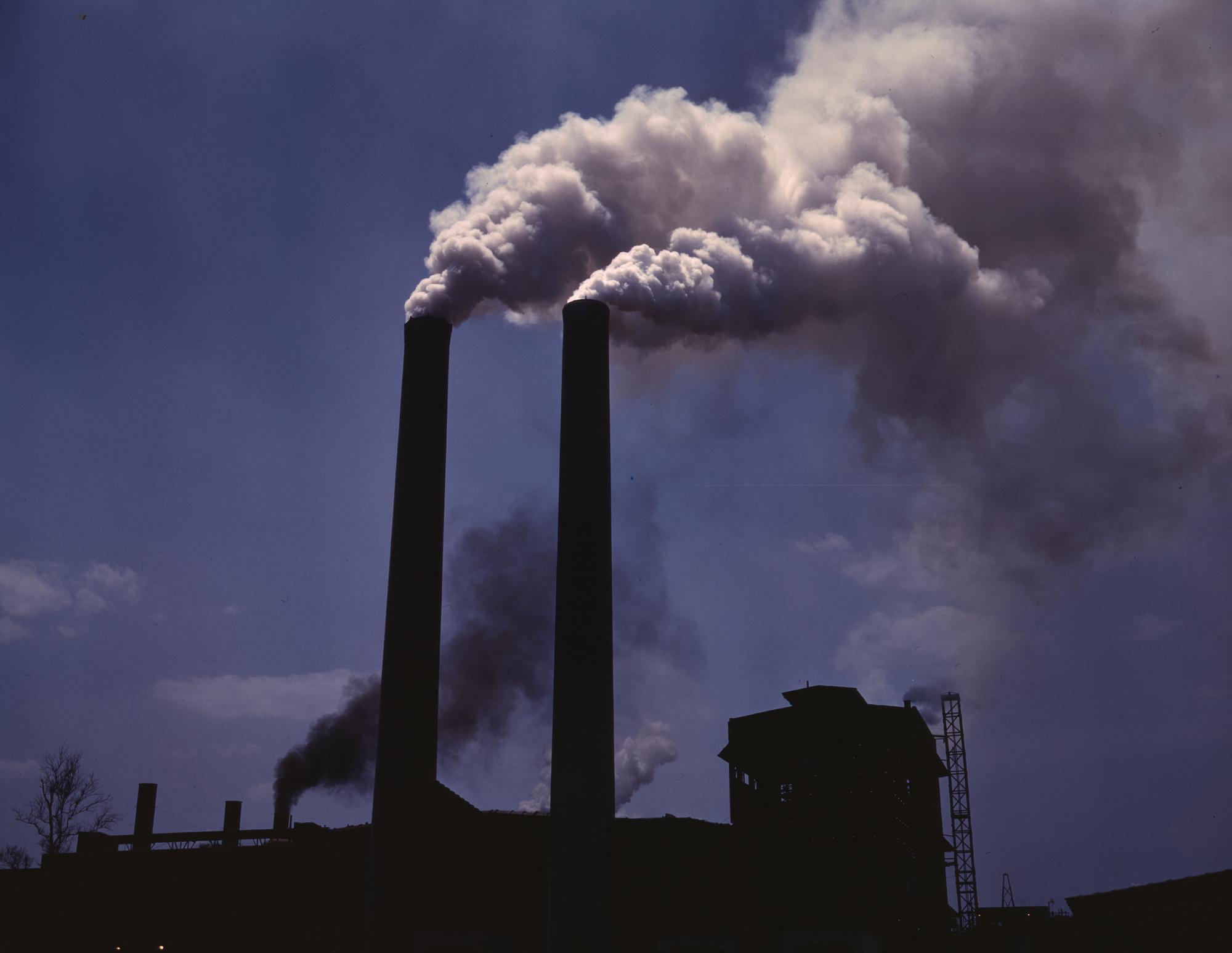 У Черкасах підвищений рівень забруднення атмосфери