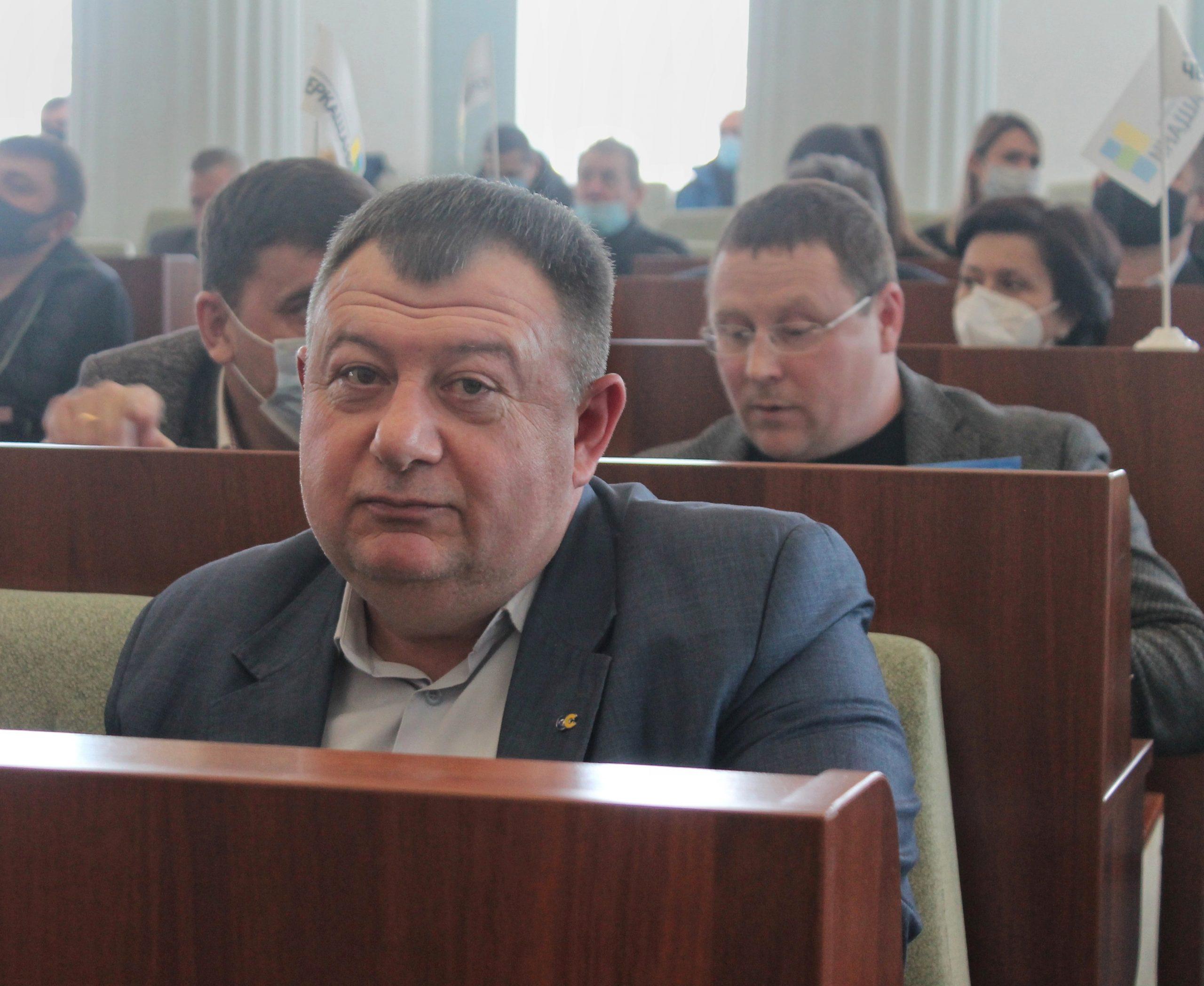 """Олександр Радуцький знов повертається у КП """"Дирекція парків"""""""