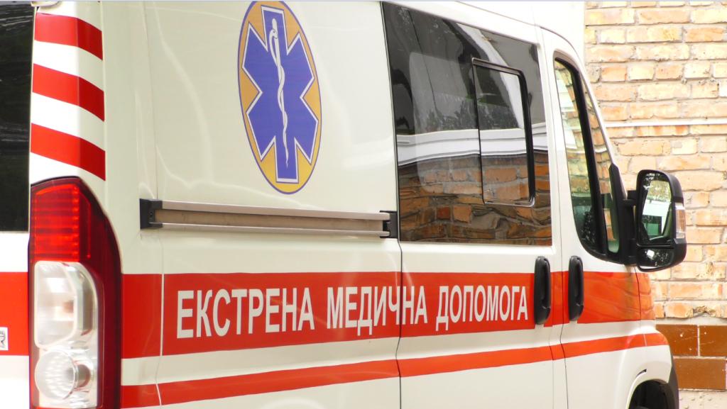 На одній з черкаських вулиць померла жінка