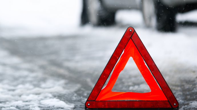 На Жашківщині водій вантажівки потрапив у ДТП