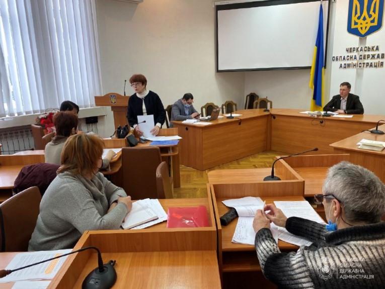 Черкаські підприємці напрацьовували пропозиції щодо розвитку малого та середнього бізнесу