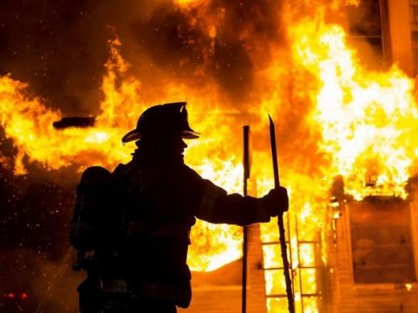 У пожежі на Лисянщині загинув чоловік