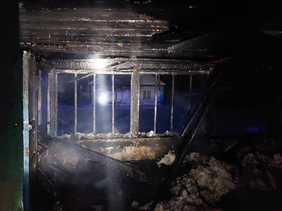 Вогнеборці врятували черкащанина з пожежі