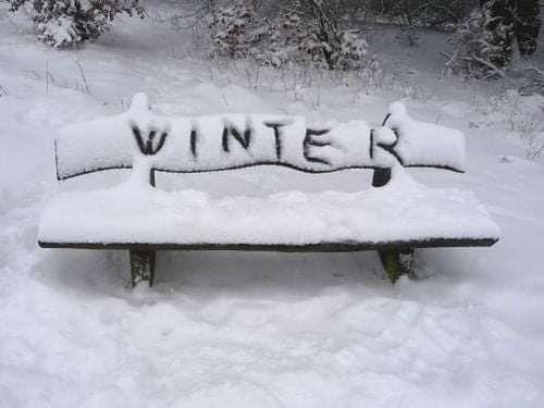 В області весь день сніжитиме