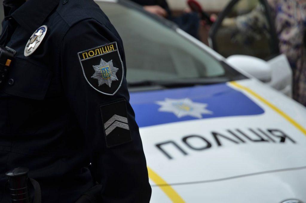 У Черкасах двоє молодиків побили патрульних