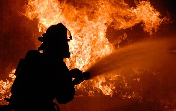 На Корсунщині сталася пожежа в надвірній споруді