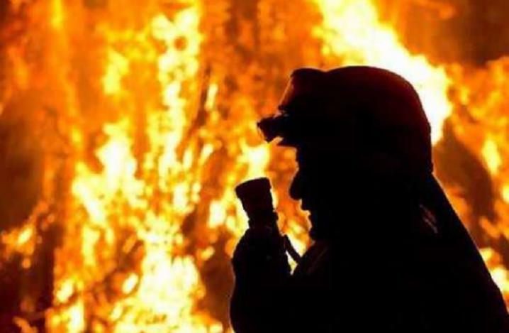 Через несправність опалення сталася пожежа на Чигиринщині