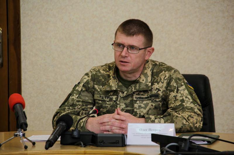 На Черкащині призовників розпочнуть З квітня відправляти до військових частин