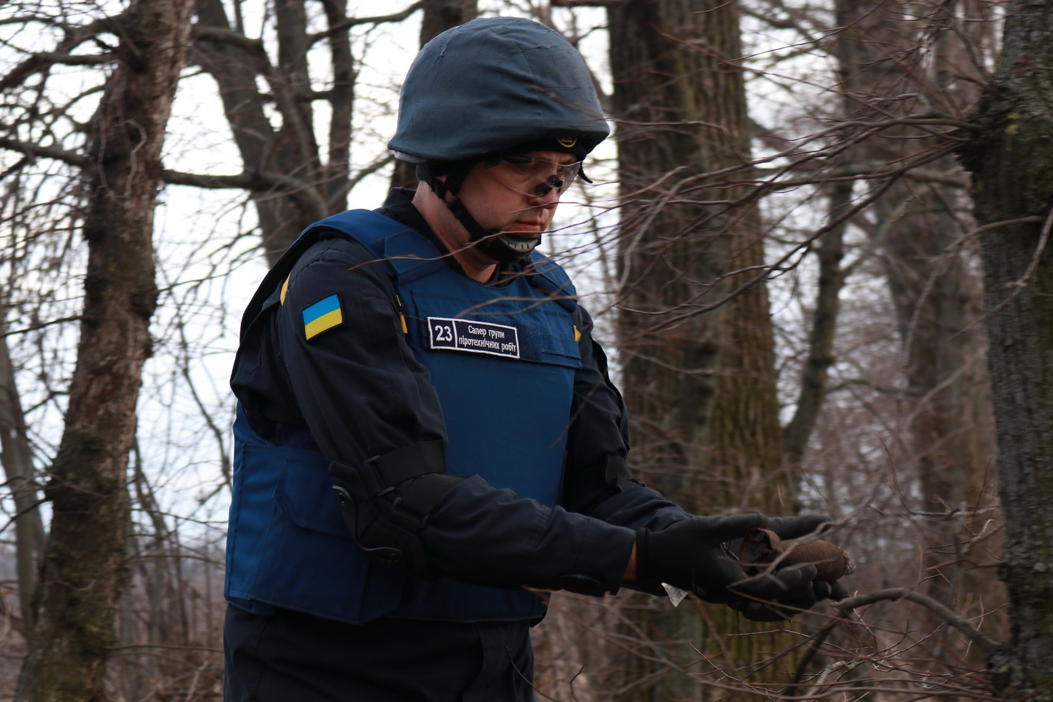 Сапери знешкодили три вибухонебезпечні предмети за добу на Черкащині