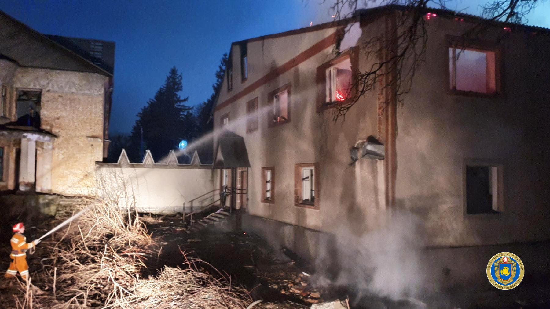 У Жашкові виникла пожежа на цукровому заводі