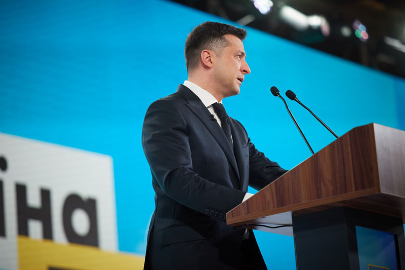 Володимир Зеленський: Малий і середній бізнес – це основа економіки України, тож він є важливим пріоритетом для держави