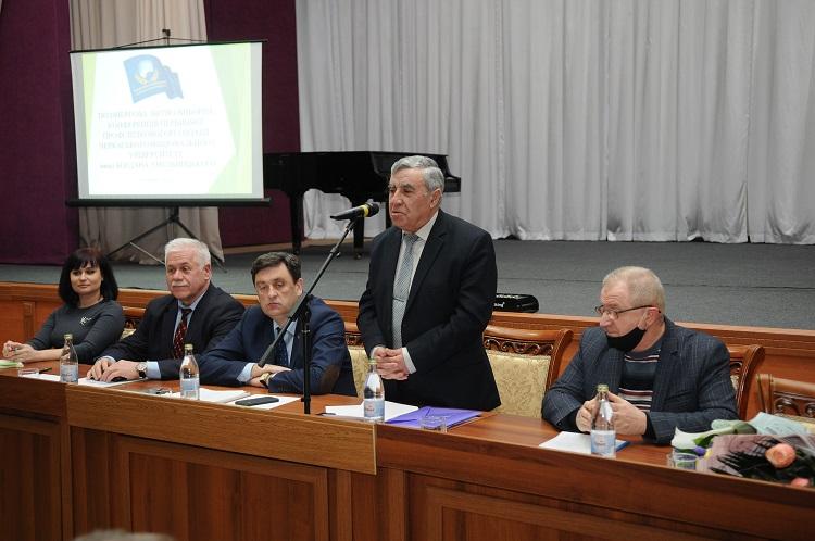 У Черкаському національному обрали голову профспілкового комітету